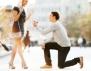 Трогателното предложение за брак на един пожарникар (видео)
