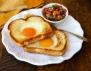 Яйце във филийка – страхотна бърза закуска!
