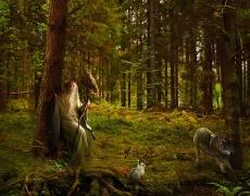 Кой е твоят дух пазител според името ти?