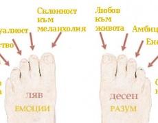 Как краката издават характера и съдбата ни?