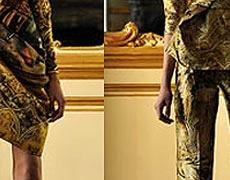 """Модели на Маккуин в """"Страст към модата"""""""