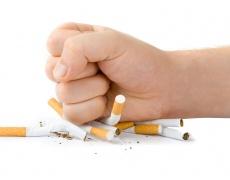 Рибено масло, за по-лесно спиране на цигарите
