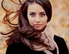 42 идеи как да носите шал (снимки)