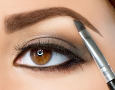 Идеалната форма на веждите според лицето