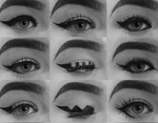 9 готини начина да поставим очната си линия