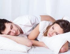 Начинът, по който спите, издава любовта ви!