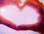 Прическа сърце за Свети Валентин