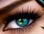 Един трик с очна линия за супер обемни мигли