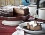 Лешников чийзкейк с шоколад