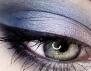 Много лесен и красив грим за сини очи