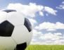 Упорита коза прекъсва футболен мач