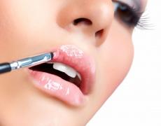 Как да си направите ванилов глос
