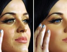 Снимки на звезди – преди и след фотошоп!!!