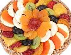 Защо са полезни сушените плодове
