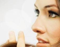 Подхранете изтощените краища на косата