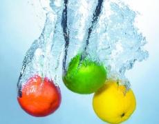 Начин за миене на плодове