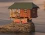 10 от най-малките къщи в света. Красиви са!