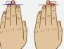 Какво разкриват пръстите за личността ви?