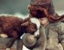 Най-красивите снимки на дечица и животни, които сме виждали!