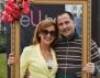 Надежда Сумрова и Тони Попов