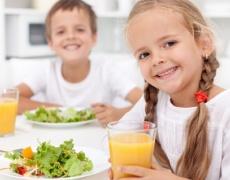 Защо децата обичат зеленчуците