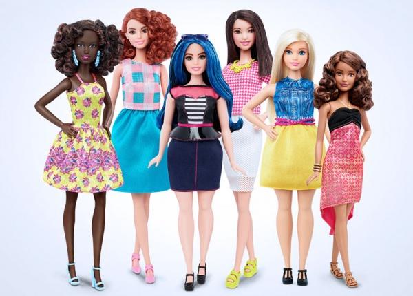 Барби получава нова фигура