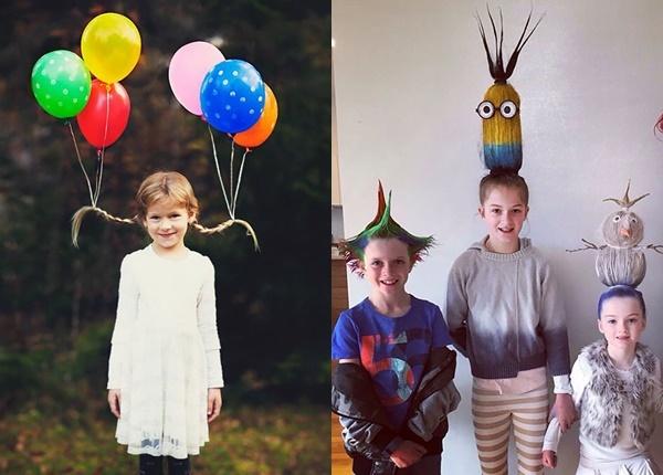 14 от най-странните детски прически