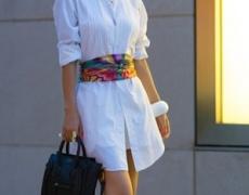 9 стилни трика с шал