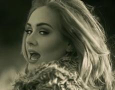 Видео: Новата песен на Адел