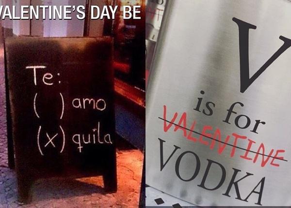 11 снимки, които показват какво е да си сам в Деня на влюбените