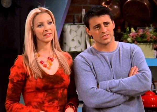 """Защо Джоуи и Фийби никога не се събраха в """"Приятели""""?"""