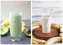 Лесна и здравословна закуска с банан и авокадо