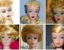 Как изглежда Барби през годините