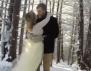 Куче снима сватбата на стопаните си