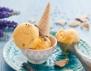Много лесен бананов крем сладолед