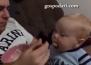 Вижте най-лакомото бебе на света