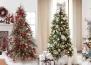 25 чудесни идеи за украса на коледни дръвчета