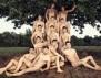 Британски гребци позират голи за календар