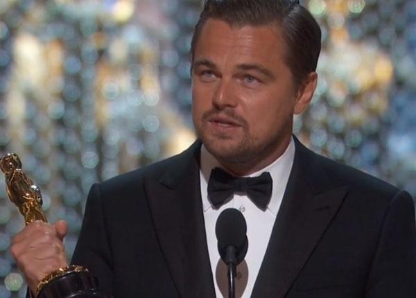 Оскар за Леонардо ди Каприо
