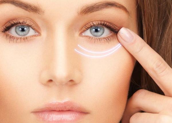 Как да заличим тъмните кръгове под очите