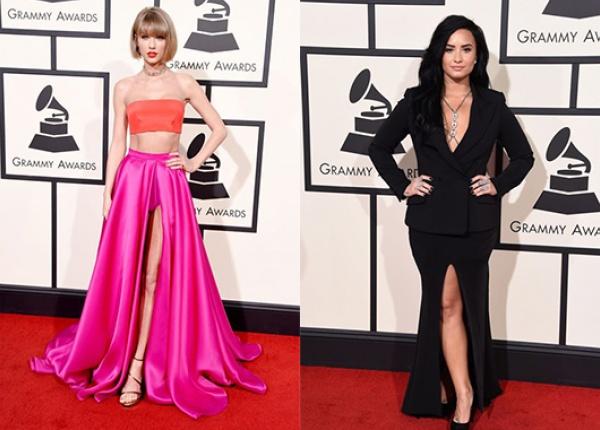 Топ 10 на най-стилните дами на наградите 'Грами' 2016