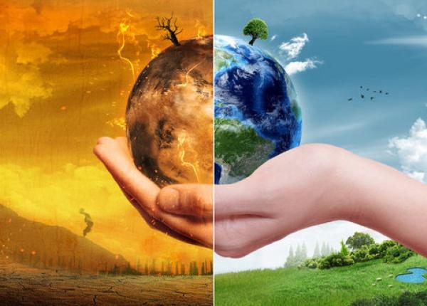 Малките неща, които да правим, за да спрем глобалното затопляне