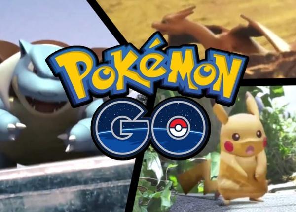 Американец превъртя играта Pokemon Go!