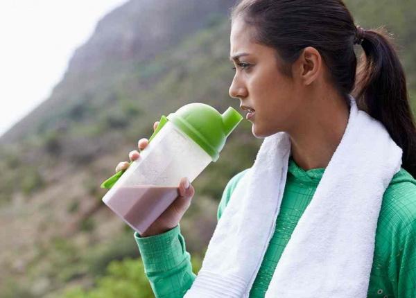 Приемът на протеинови добавки не е нужен
