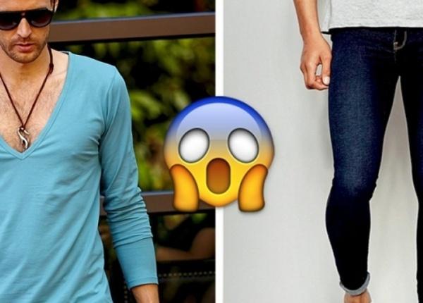 10 неща в мъжкия гардероб, които дразнят жените