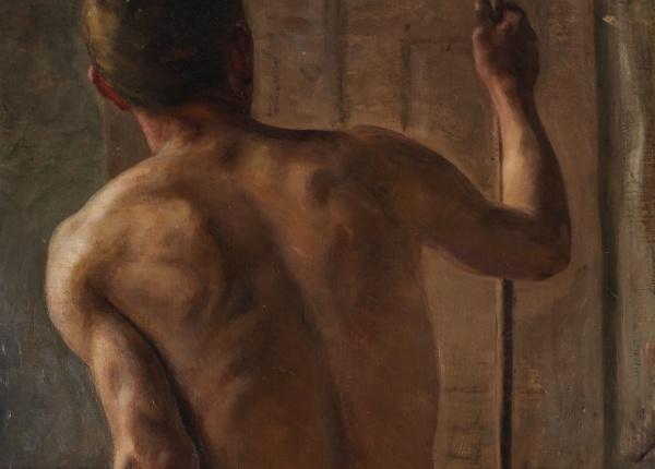 """Изложба """"Голо мъжко тяло 1856 -1944"""", Софийска градска художествена галерия"""