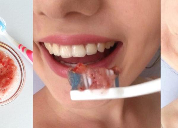 Как да избелим зъбите си натурално?