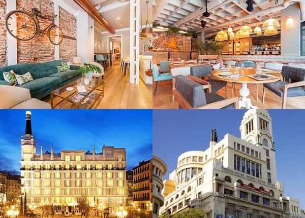 Горещи нощи в Мадрид