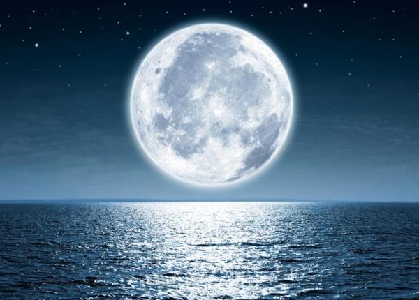 Какво означава, когато Луната е Нарастваща & Намаляваща