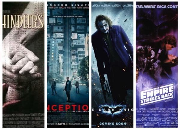 Топ 100 филмите на XXI век (I част)